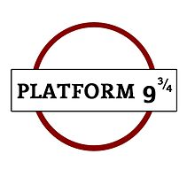 HARRY POTTER - PLATFORM by thedreamshirt