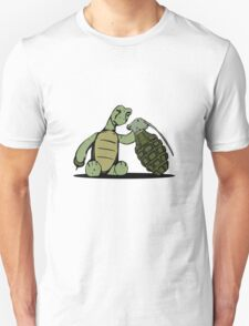 Turtle and Bombs T-Shirt