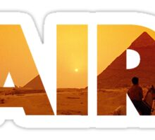 Cairo, Egypt   CITY Sticker