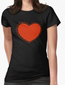 Red burning heart T-Shirt