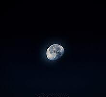Moon in El Pital by Natsumeshin
