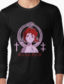 Serial Experiments Lain - Witch House Lain Long Sleeve T-Shirt