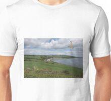 Avoch with Kestrel  Unisex T-Shirt