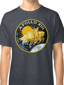 Apollo 13 Mission Patch  Classic T-Shirt