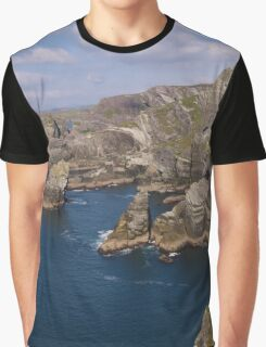 Mizen Head West Cork Graphic T-Shirt