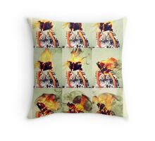 Love You/Hate You Throw Pillow