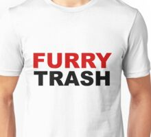 Furry TRASH Unisex T-Shirt
