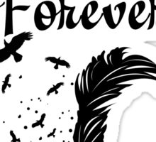 Klaus.The Originals. Always and Forever. Sticker