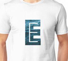 """The Letter """"E"""" Ocean Unisex T-Shirt"""
