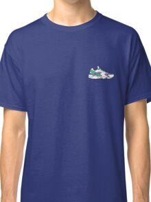 Huarache Sneakers Blue Green Violet Classic T-Shirt