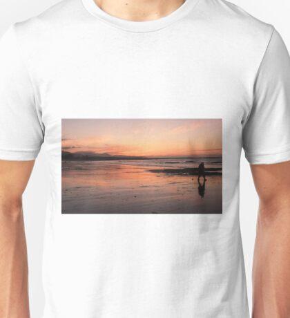 Beach on Fire Unisex T-Shirt