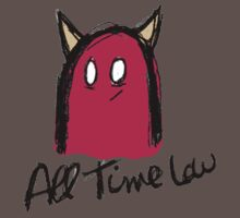 All Time Low Monster One Piece - Short Sleeve