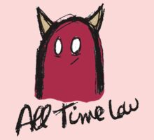 All Time Low Monster One Piece - Long Sleeve