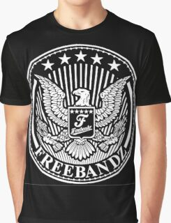 Freebandz - Future - Black Graphic T-Shirt
