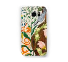 Nut Hatch and Caterpillar Samsung Galaxy Case/Skin