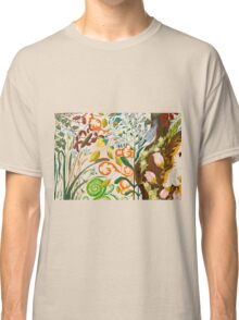 Nut Hatch and Caterpillar Classic T-Shirt