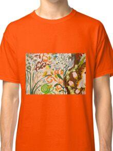 Nut Hatch and Caterpillar Classic T-Shirt