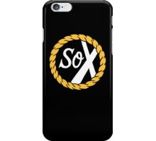 SoX - Chance The Rapper & The Social Experiment iPhone Case/Skin