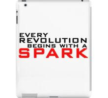 Spark iPad Case/Skin