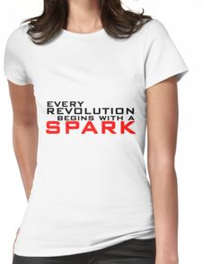 Spark Womens Fitted T-Shirt