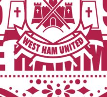 West Ham United F.C. 1 Sticker