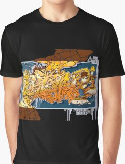Graffiti STEIL Graphic T-Shirt
