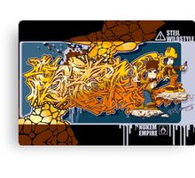 Graffiti STEIL Canvas Print