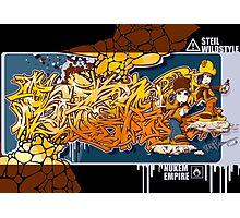 Graffiti STEIL Photographic Print