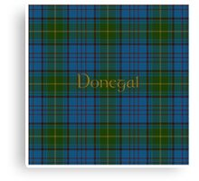Donegal Tartan county Donegal Canvas Print