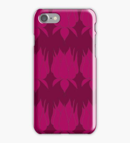bud, pinks iPhone Case/Skin