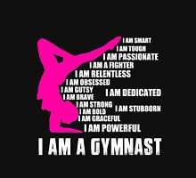 I AM A GYMNAST Women's Fitted Scoop T-Shirt
