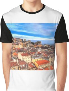 Lisbon... Graphic T-Shirt