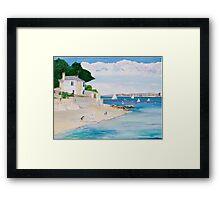 Seagrove Bay Framed Print