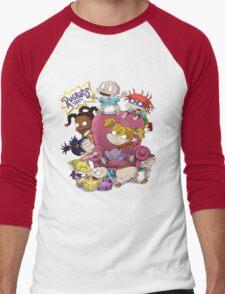 rugrats Men's Baseball ¾ T-Shirt