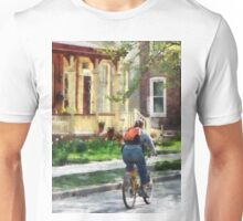 Lovely Spring Day For a Ride Unisex T-Shirt