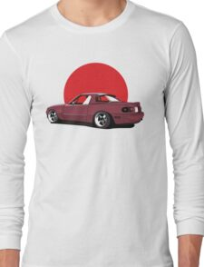Mazda MX-5 Miata Long Sleeve T-Shirt