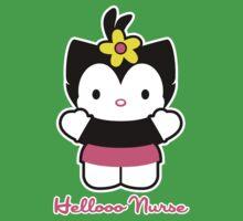 Hellooo Nurse Baby Tee