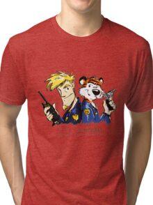 Calvin and Hobbes - PI Tri-blend T-Shirt