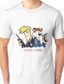 Calvin and Hobbes - PI Unisex T-Shirt