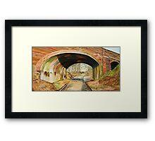 New Forest Bridge Framed Print