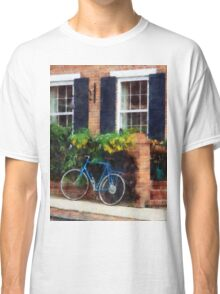 Parked Bicycle Classic T-Shirt