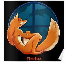 Firefox Parody Poster