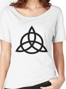 tri quetra Women's Relaxed Fit T-Shirt