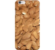 Peeled Almonds From Datca iPhone Case/Skin