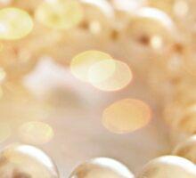 Just Pearls Sticker