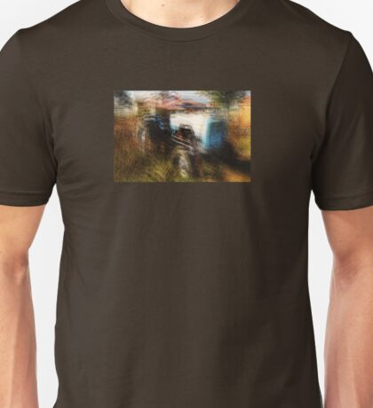 Multiple exposure Unisex T-Shirt
