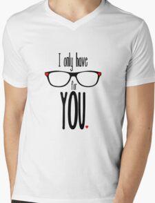 I Only Have Eyes for You2 Mens V-Neck T-Shirt