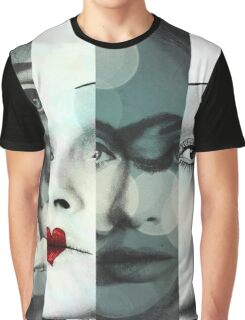 face mash up #1 Graphic T-Shirt