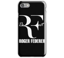 RF - PerFect - WHITE iPhone Case/Skin