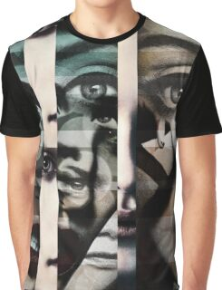 face  mash up#2 Graphic T-Shirt